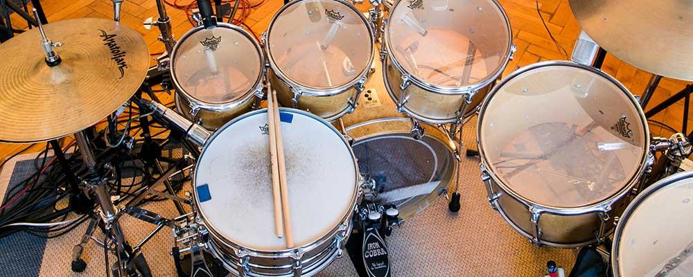 Schlagzeug, instrument musikschule altes Rathaus