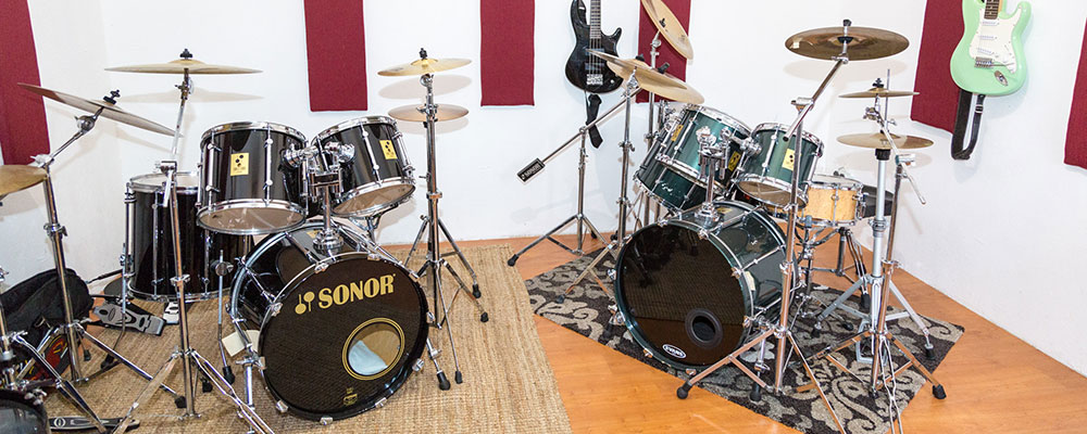 Schlagzeuge, Musikschule Altes Rathaus
