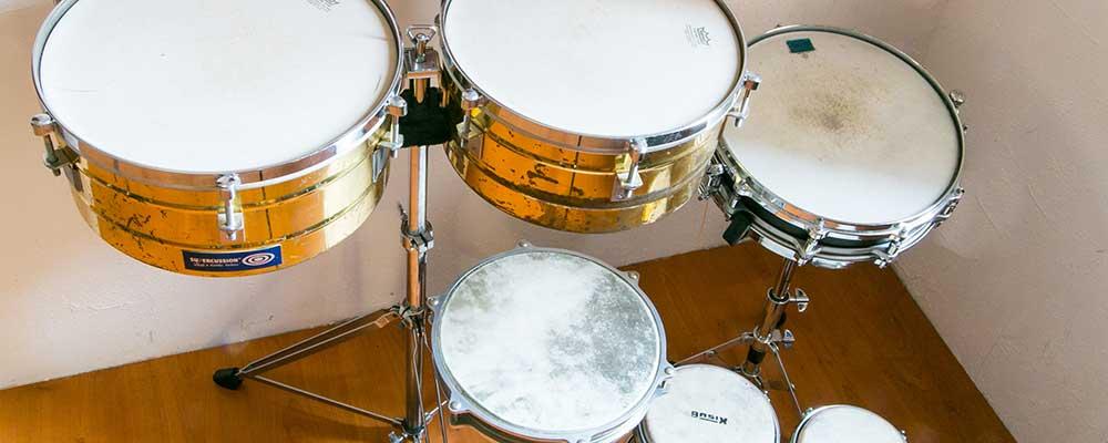 Trommeln Musikschule am Alten Rathaus, Castrop-Rauxel